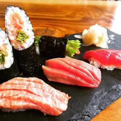 Bluefin Tuna in 5 ways