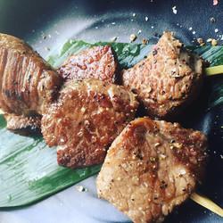 Wagyu kushiyaki