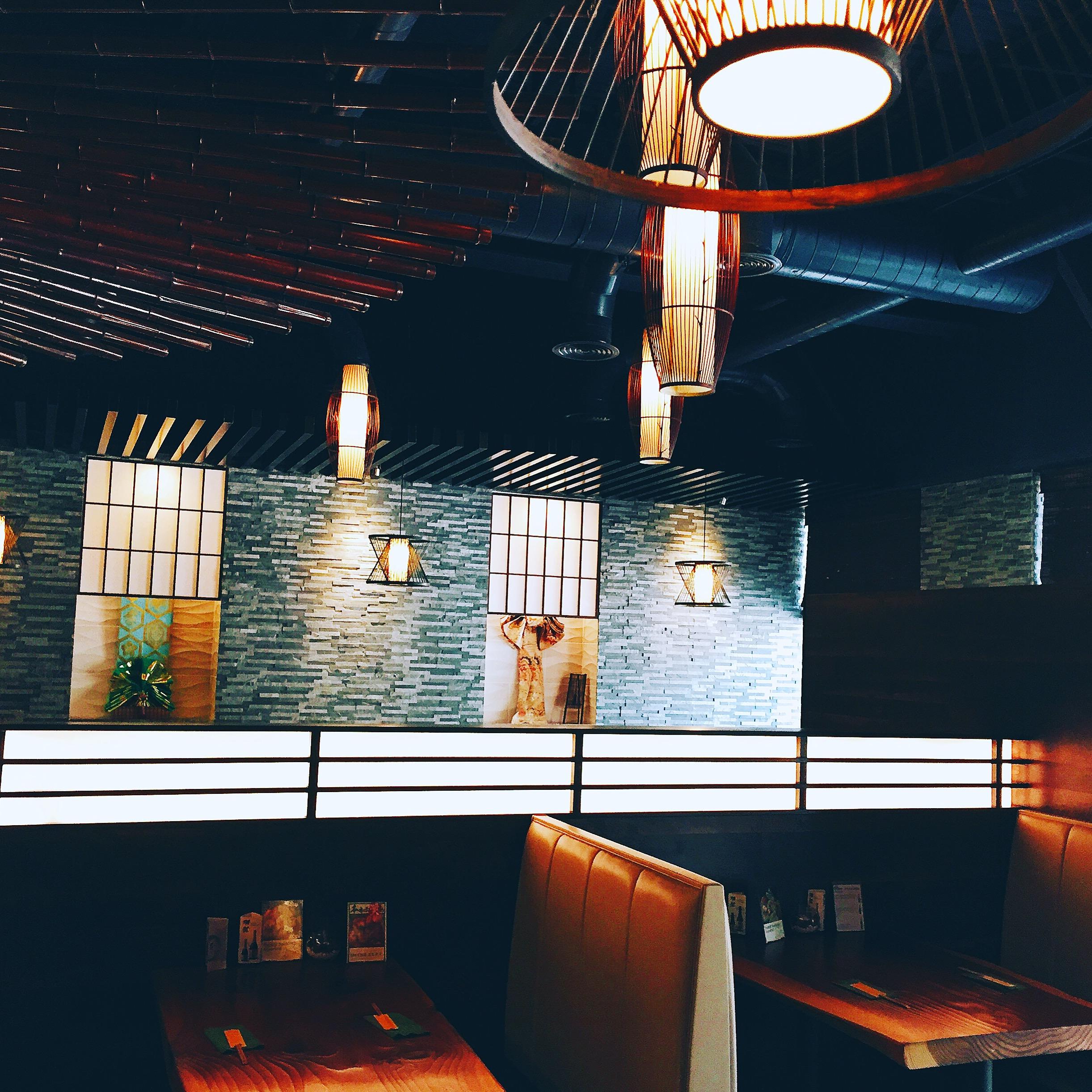 Japanese modern interior