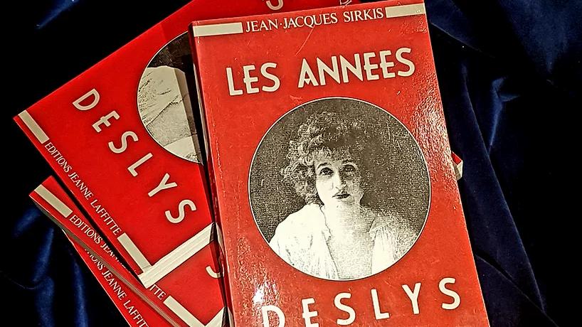 Livre - Les années Delys