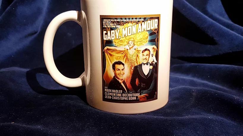 Mug spectacle - Gaby Deslys