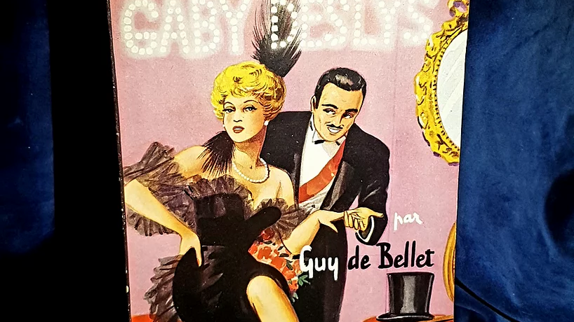 Livre - La vie amoureuse de Gaby Deslys