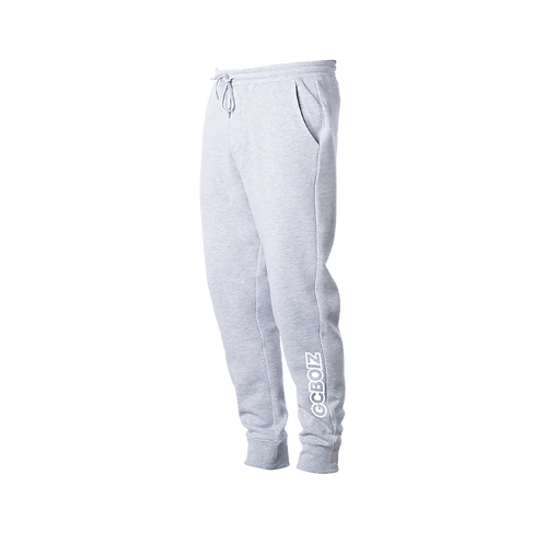 """ELW"" Heather Grey Pant"