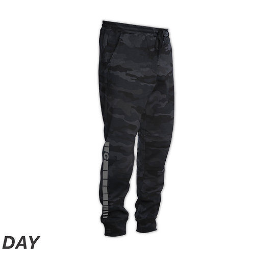 """Safety First """"ELW"""" Black Camo Pant"""
