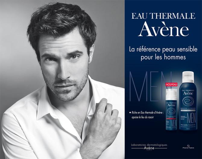 HÉLÈNE PERRY shoote AVÈNE HOMME / Modèle : Julien /ANAKENA  Models         Production : ANAKENA Prod