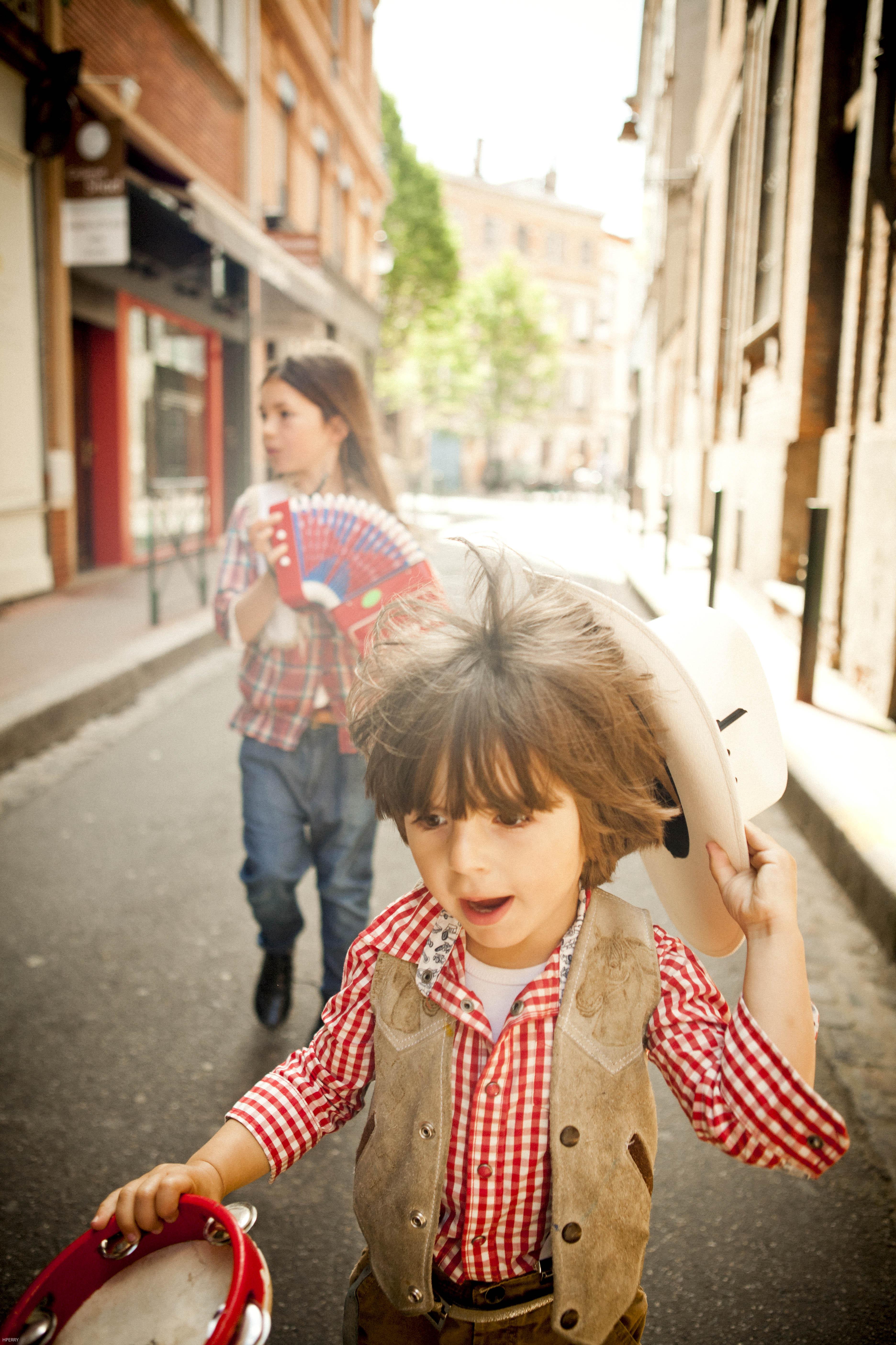 Enfants de rues