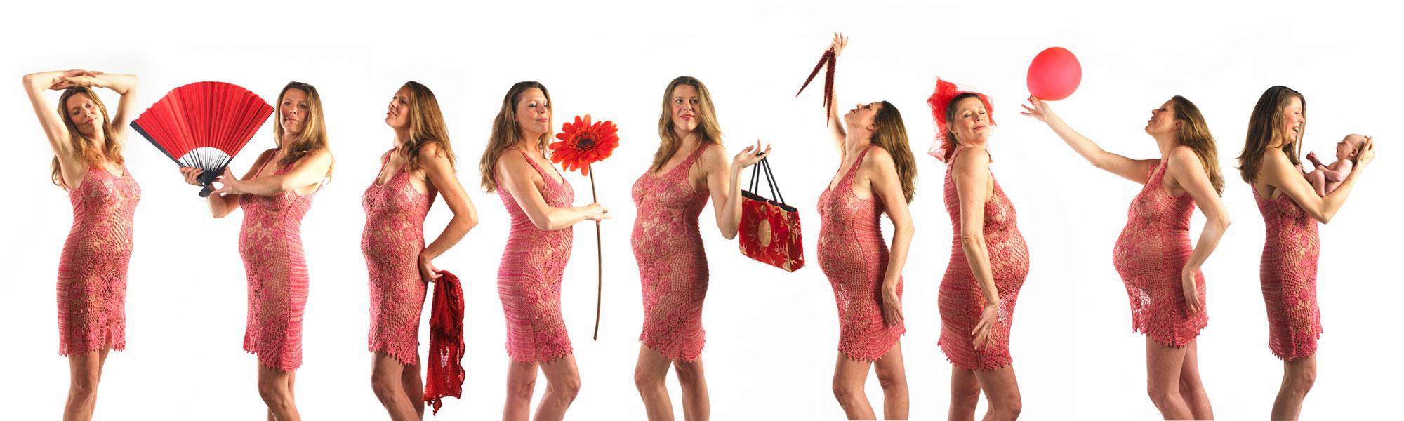 9 maanden zwanger sequentie