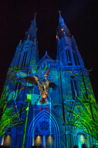 Glowing Eindhoven