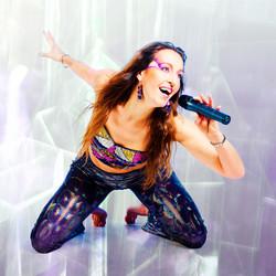 glamourshoot zangeres