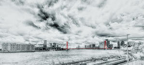 Rotterdam-skyline