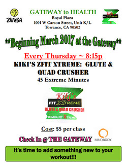 New Glute Mar. 2017