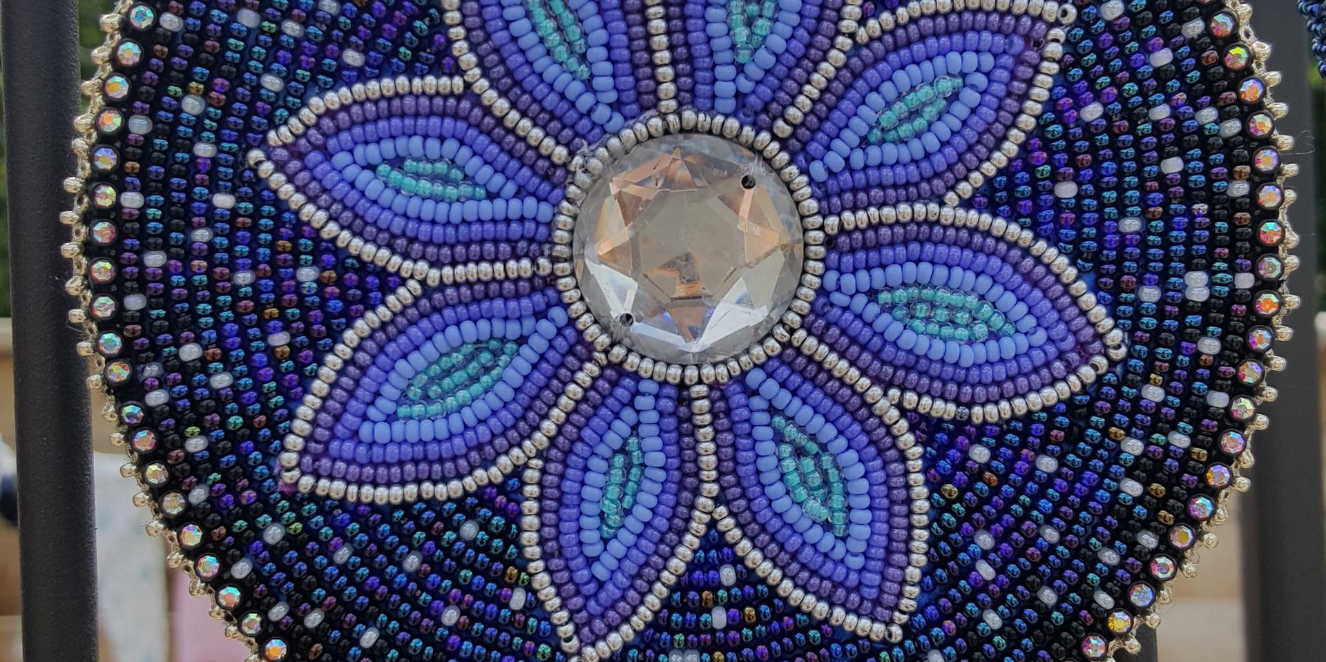 Starfield Medallion