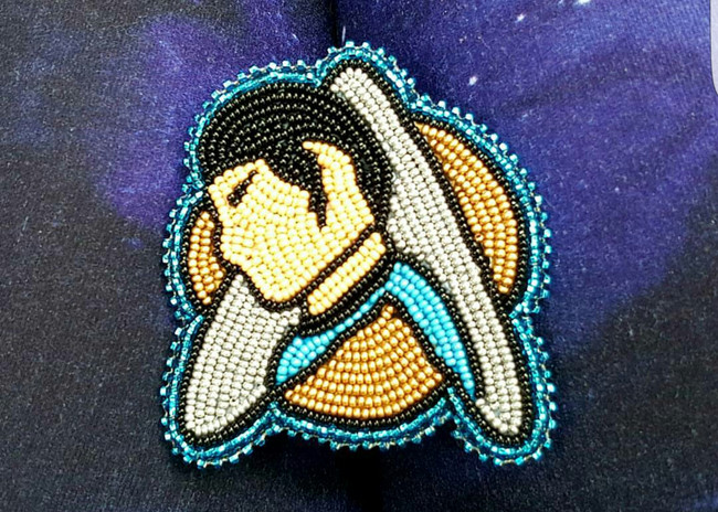 Spock Pin