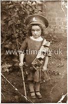 unknown child of unknown soldier