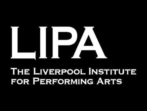 BRAVA joins prestigious Liverpool Institute for Performing Arts (LIPA)