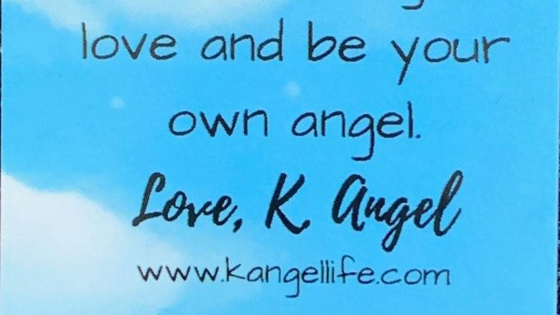 K. Angel Bookmark