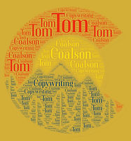 Tom Coalson Copywriting LOGO TCC