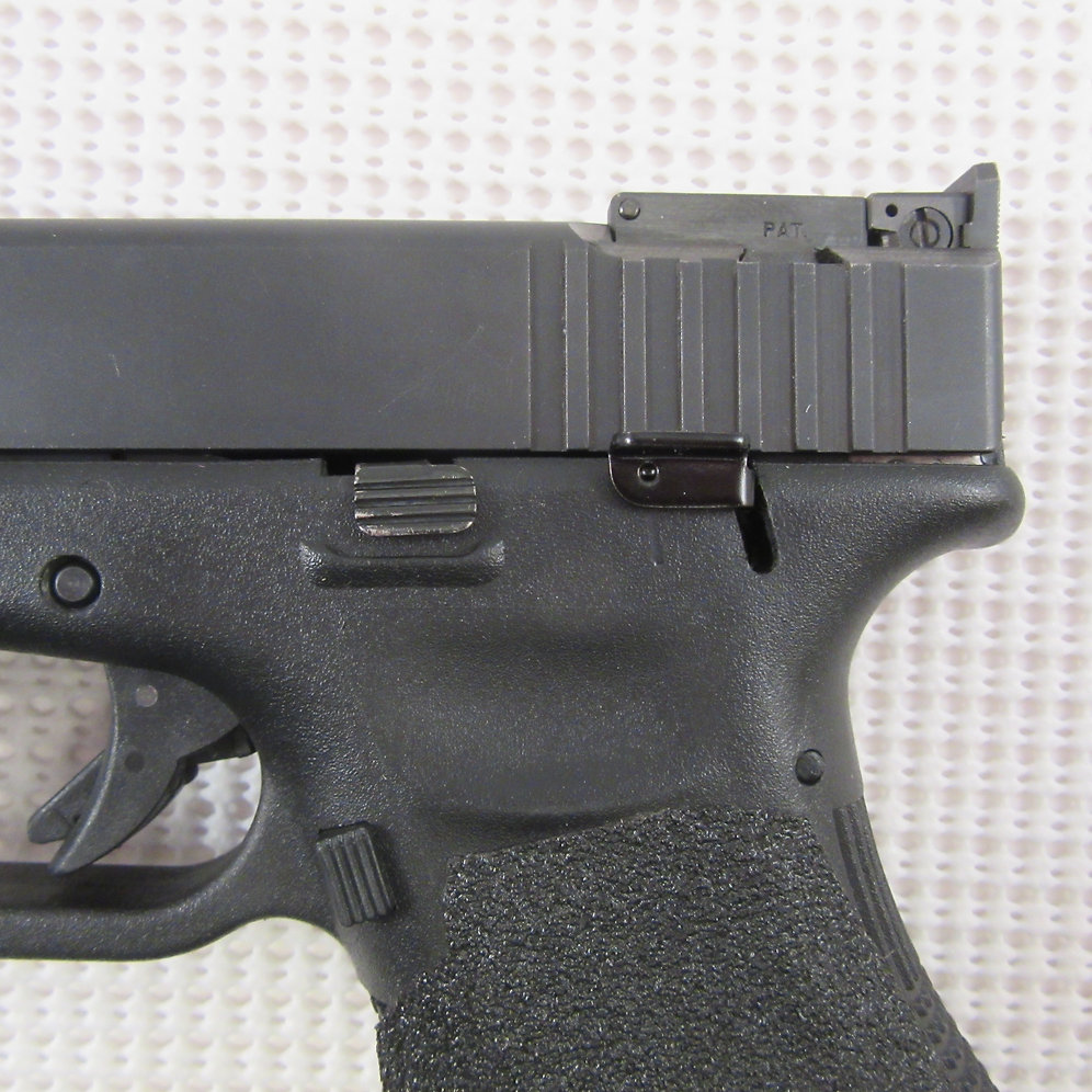 Manual Safety Kit for the GLOCK ® Pistol