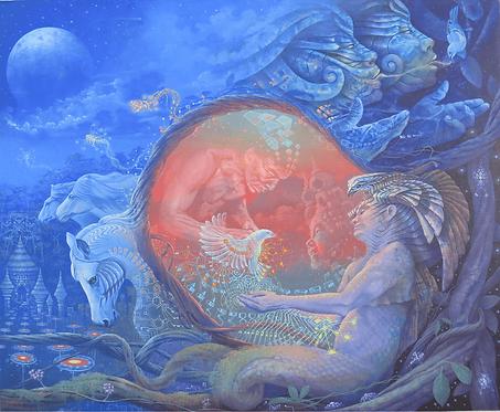 De Los Cielos Ayahusca - Luis Tamani