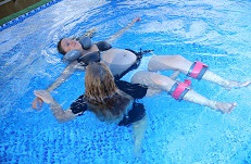 אמבריו בלאנס ™ לאיזון הריון במים.