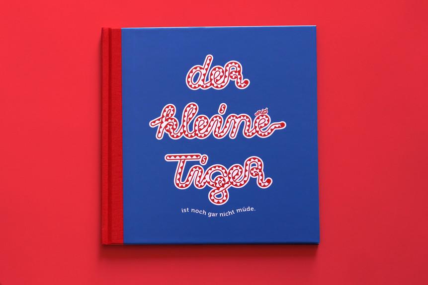 little tiger book