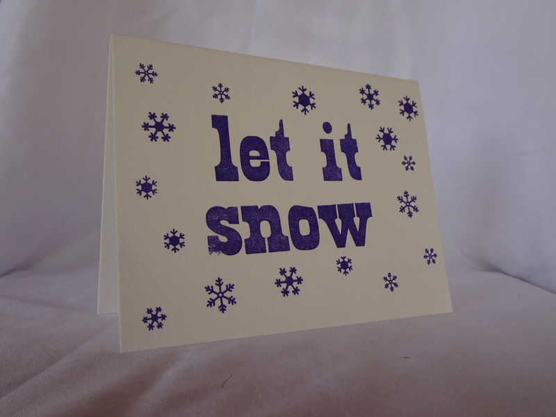 Let it Snow, 2017