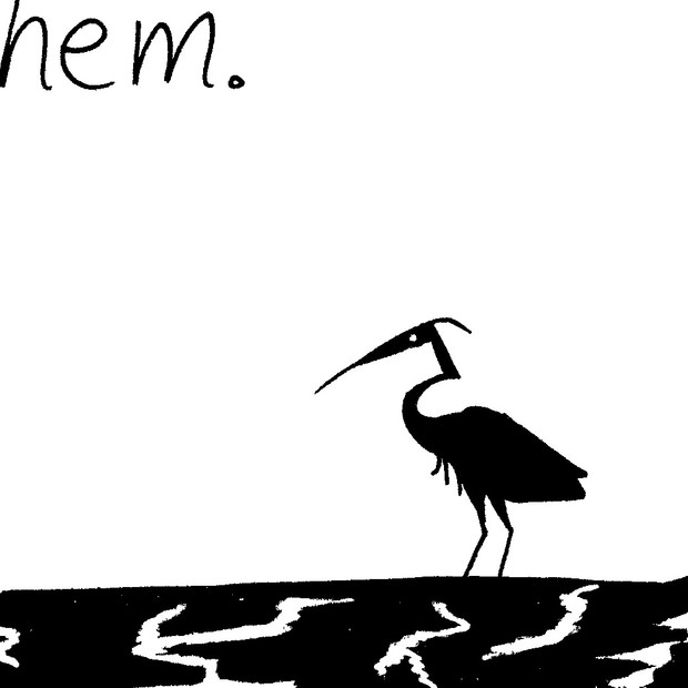 The Heron Witch