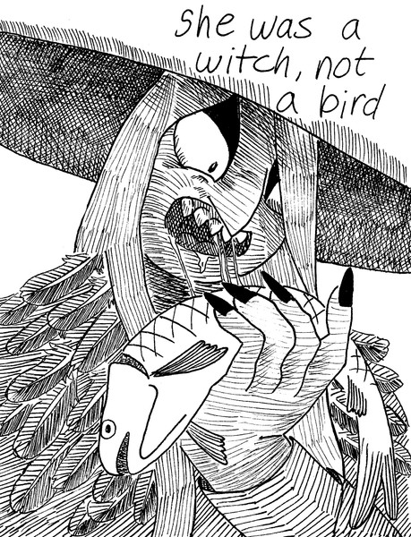 Heron Witch Page 21