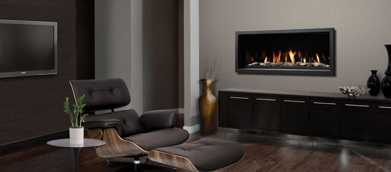 Marquis Skyline II gas fireplace