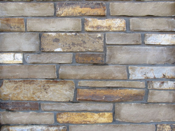 Golden Canadian natural veneer