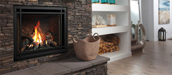 Marquis Bentley gas fireplace