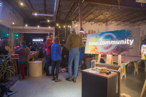 Hour.Community Launch Party