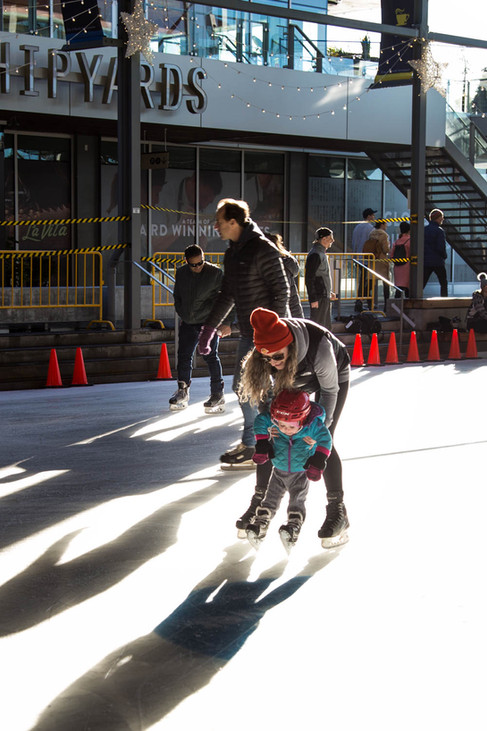 Family Day at The Shipyards
