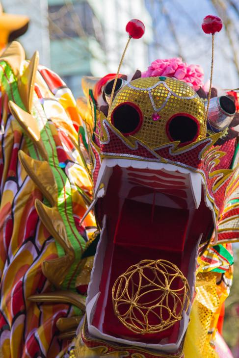 Lunar New Year Parade 2018