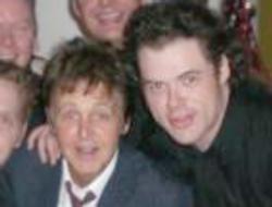 G + Paul McCartney