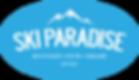 Ski Paradise ovalado azul mediano.png