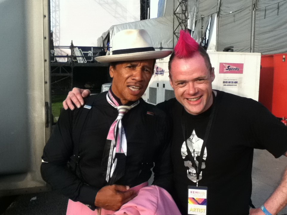 G and Kid Creole
