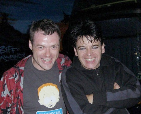 G and Gary Numan
