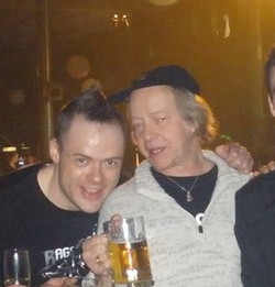 G & Eric Bell (Thin Lizzy)