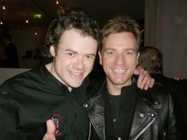 G and Ewan McGregor