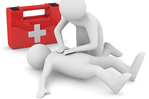 CPR/AED basic first aid certification