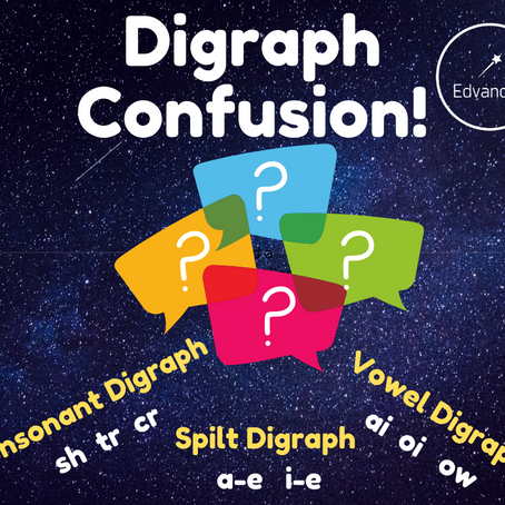 Digraph Confusion!