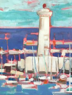 Sète, port de commerce