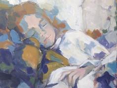 Les dormeurs n 4 ( le sommeil)