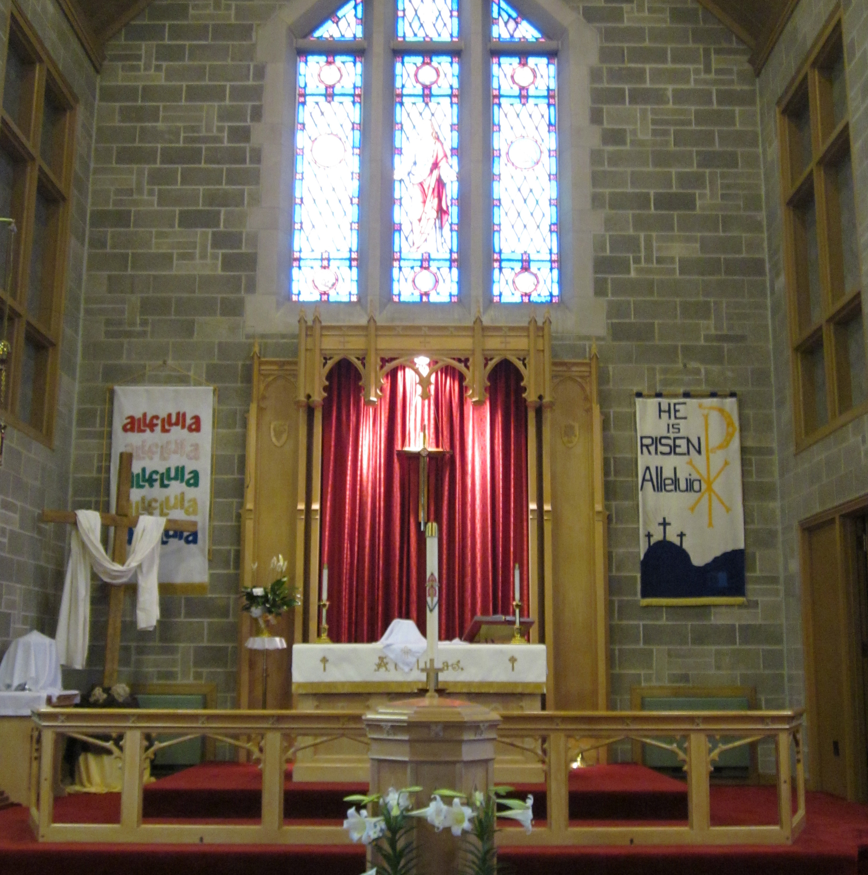 Our Alter