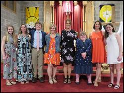 Confirmation Prayer Partners 2019