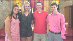 2017 Graduate Blessings