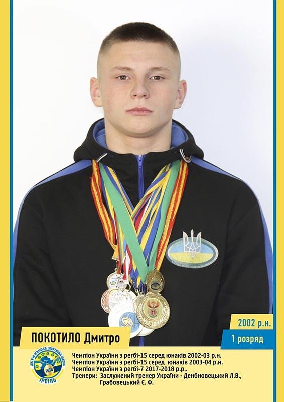 ПОКОТИЛО Дмитро