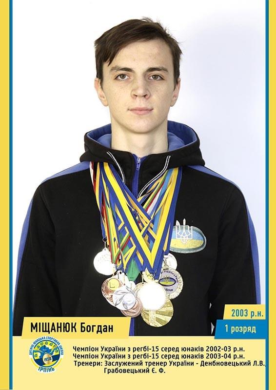 Міщанюк Богдан