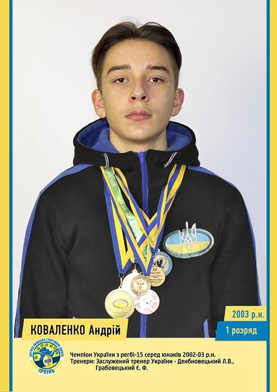 КОВАЛЕНКО Андрій